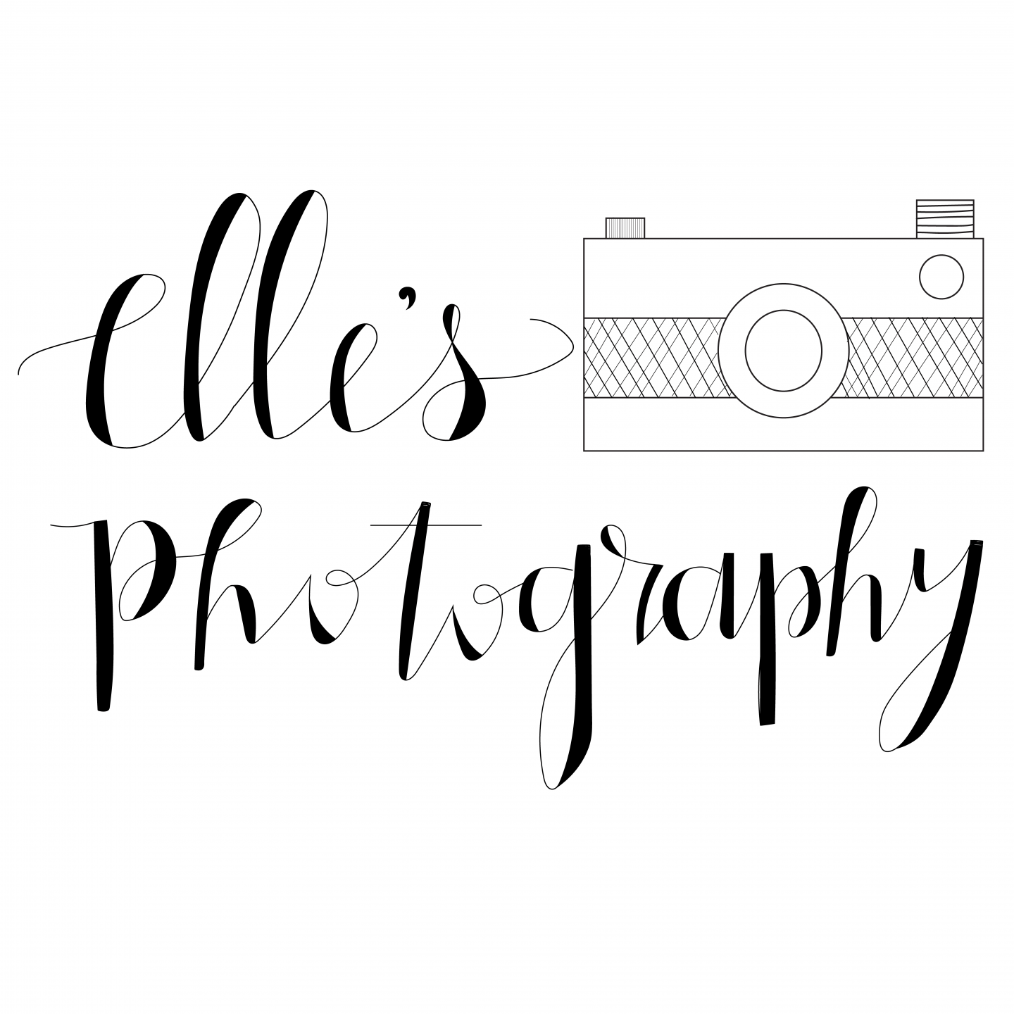Logo for a local business