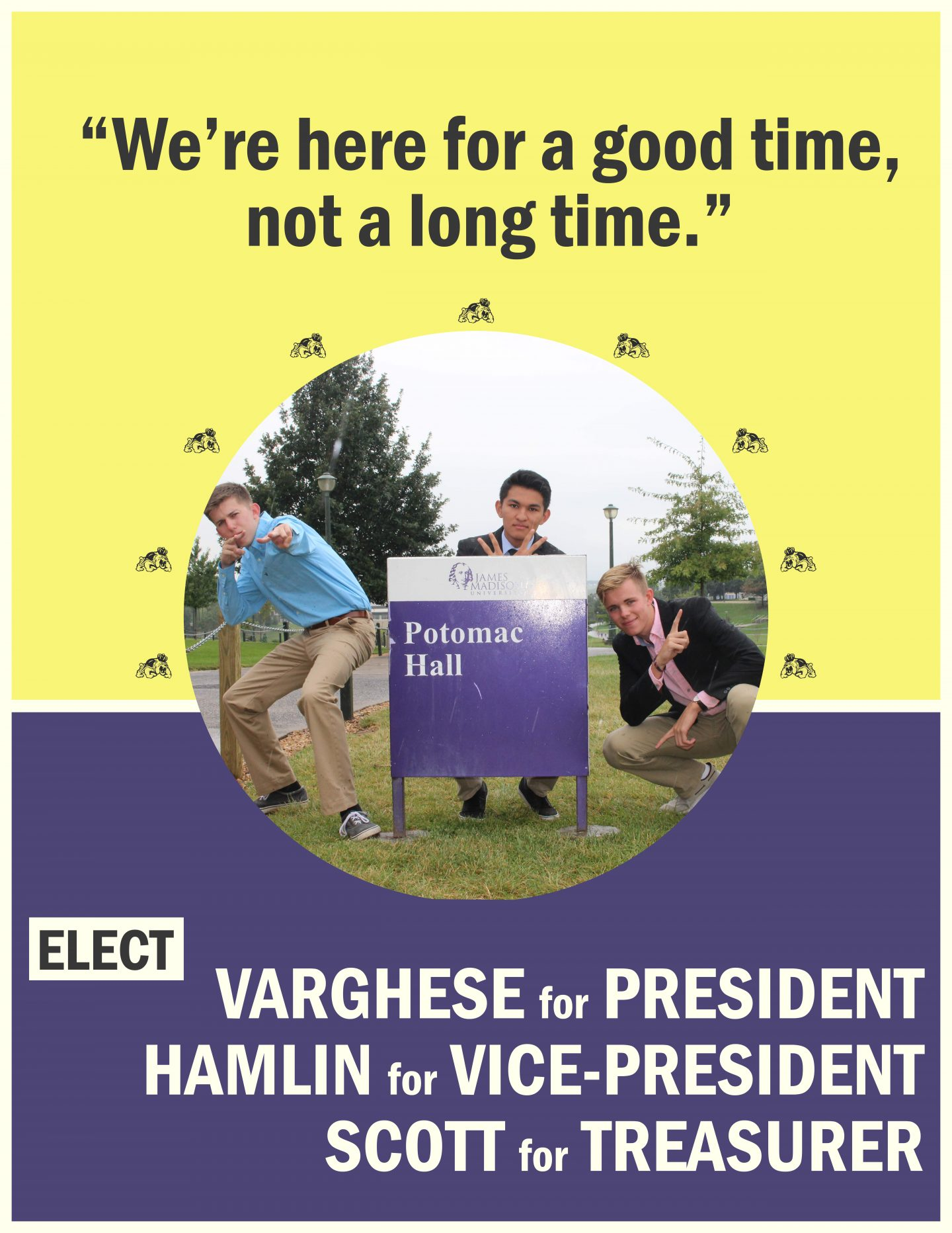 Student Elections Flyer